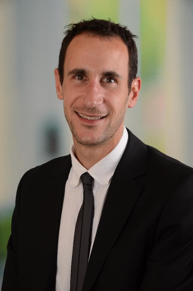 Cédric Guignard, chef d'établissement