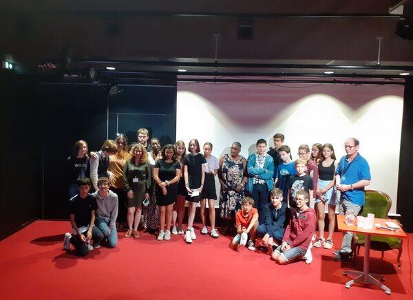 Au Transfo, rencontre avec les professionnels du cinéma.